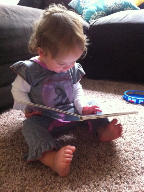 k reading Aug 2013